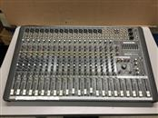 MACKIE CFX20 MKII 20 CHANNEL COMPACT INTEGRATED LIVE SOUND MIXER